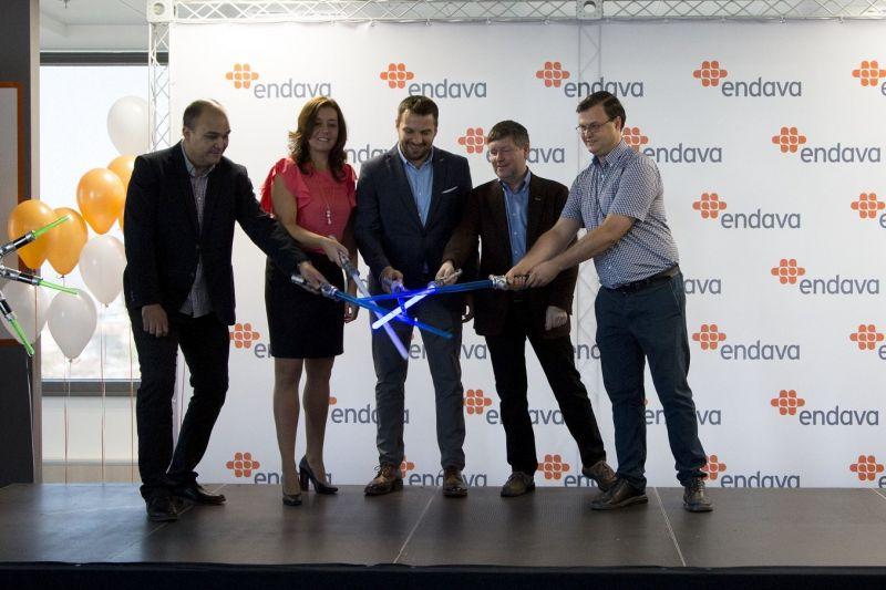 Нов офис на ENDAVA
